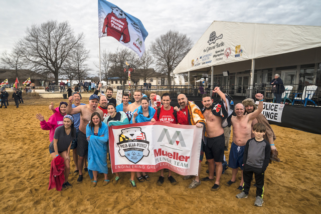 2020 MD Special Olympics Polar Plunge