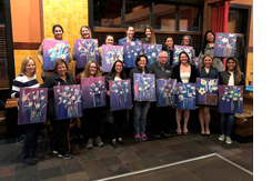Women of ASPE Paint Night